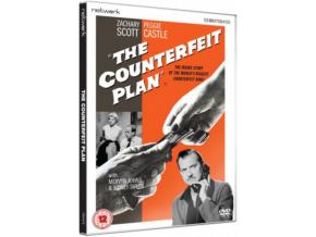 The Counterfeit Plan (DVD)