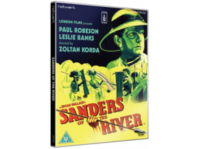 Sanders of the River (DVD)