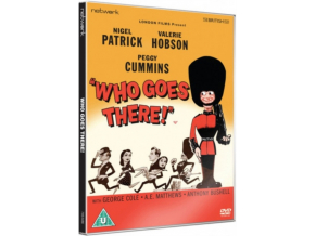 Who Goes There? (DVD)