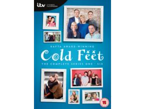 Cold Feet - Series 1-6 (DVD)