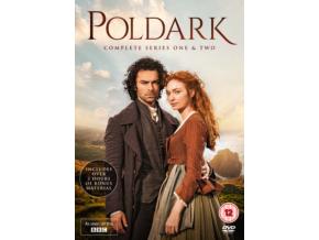 Poldark - Series 1 & 2 (DVD)