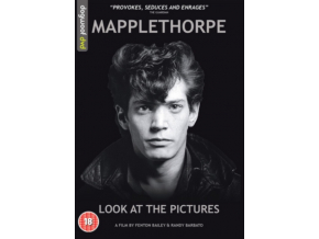 Mapplethorpe: Look at the Pictures (DVD)