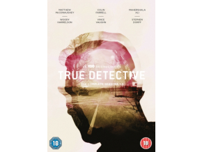 True Detective Seasons 1-3 [2019] (DVD)