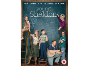 Young Sheldon: Season 2 [2019] (DVD)