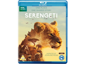 Serengeti (Blu-Ray)