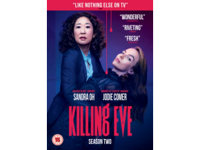 Killing Eve Season 2 (DVD)