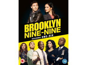 Brooklyn Nine-Nine: Season 1-6 Set (DVD)