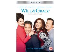 Will & Grace: The Revival - Season 2 (DVD)