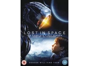Lost In Space Season 1 (2018) (DVD)