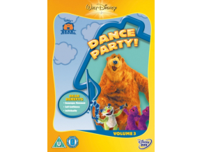 Bear In The Big Blue House - Dance Party (DVD)