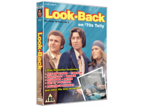 Look Back At 70'S Telly - Issue 2 (DVD)