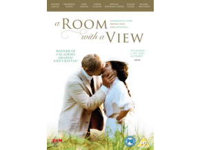 A Room With A View (2019) (DVD)