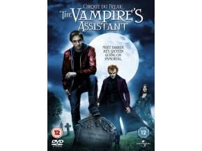 Cirque Du Freak - The Vampire's Assistant (DVD)