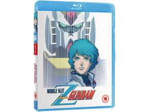 Mobile Suit Zeta Gundam Part 1 - Standard Edition [Blu-ray]
