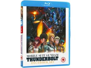 Mobile Suit Gundam Thunderbolt: December Sky - Standard Edition [Blu-ray]
