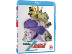Mobile Suit Zeta Gundam Part 2 - Standard Edition [Blu-ray]