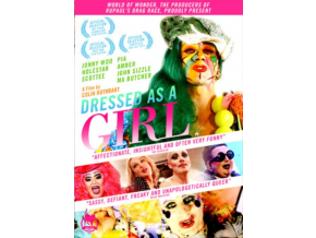 Dressed as a Girl (DVD)