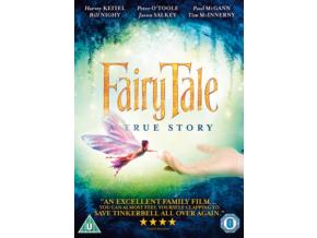 Fairytale: A True Story (1997) (DVD)