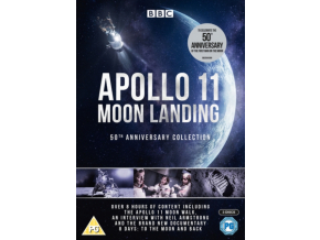 Apollo 11 Moon Landing: 50th Anniversary Collection (DVD)