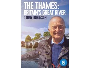The Thames: Britain's Great River with Tony Robinson (DVD)