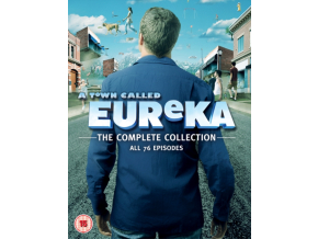 A Town Called Eureka - The Complete Series 1-5 (DVD)