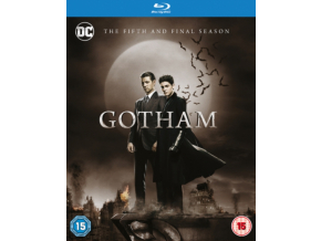Gotham S5 [2019] (Blu-Ray)