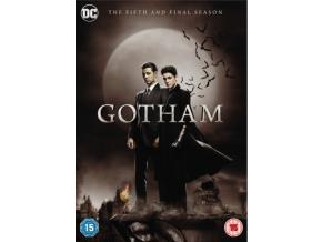 Gotham S5 [2019] (DVD)