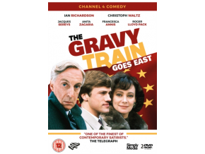 The Gravy Train Goes East - Channel 4 Comedy [DVD]