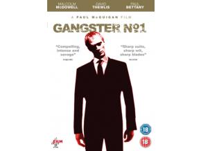Gangster No. 1 (2019) (DVD)