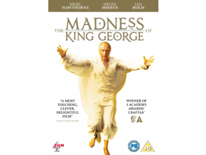 Madness of King George (2019) (DVD)