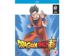 Dragon Ball Super Part 7 (Episodes 79-91) Blu-ray