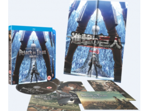 Attack on Titan: Season Three Part One - Collector's Edition [Blu-ray]