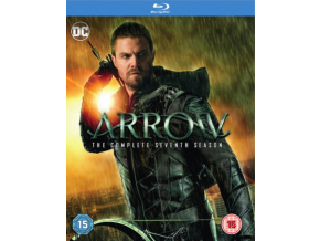 Arrow: Season 7 [2019] (Blu-Ray)