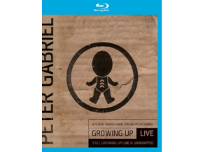 Peter Gabriel: Still Growing Up Live And Unwrapped/Growing Up... (Blu-ray)