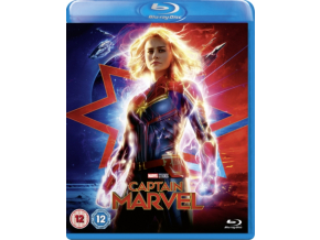 Captain Marvel Blu-ray