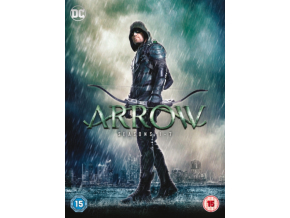 Arrow: Season 1-7 [2019] (DVD)