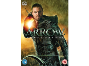Arrow: Season 7 [2019] (DVD)