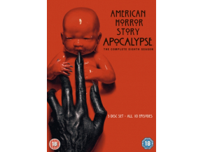 American Horror Show Season 8 DVD