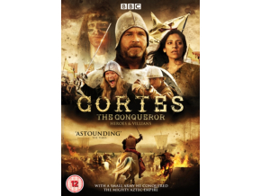 Cortes The Conqueror (BBC Historical Drama) (DVD)