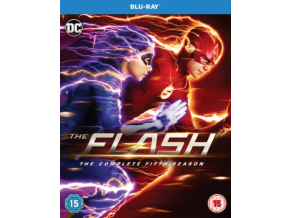 The Flash: Season 5 (BluRay) [2019]