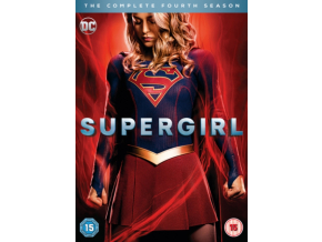 Supergirl: Season 4 [2019] (DVD)