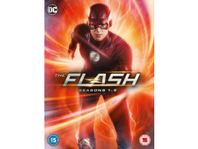 The Flash: Season 1-5 [2019] (DVD)