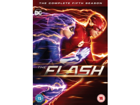 The Flash: Season 5 [2019] (DVD)