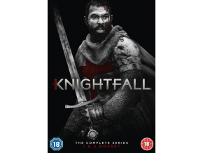 Knightfall Series 1 and 2 (DVD)