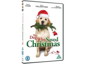The Dog Who Saved Christmas (DVD)