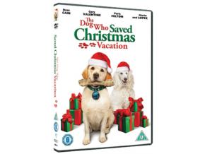 Dog Who Saved Christmas Vacation (DVD)
