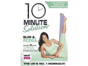 10 Minute Solution - Slim And Sculpt Pilates (DVD)