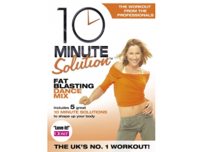 10 Minute Solution - Fat Blasting Dance Mix (DVD)