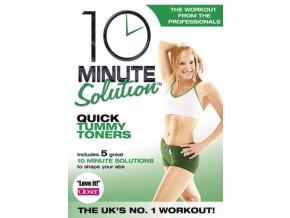 10 Minute Solution - Quick Tummy Toners (DVD)