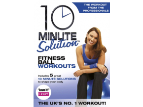 10 Minute Solution - Fitness Ball Workouts (DVD)